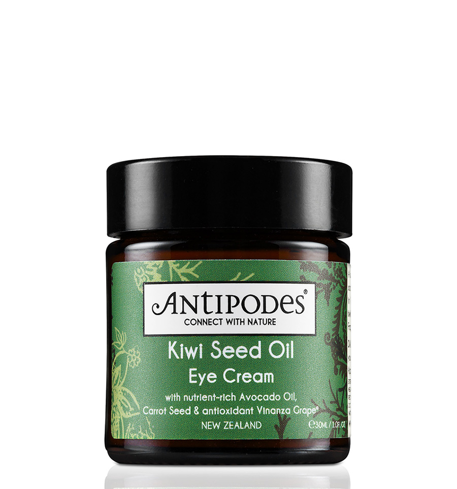Antipodes Kiwi Seed Oil Eye Cream 30ml | Naviter Kauppa